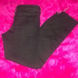 Mossimo Supply Co. Jeans - Black jeans 00